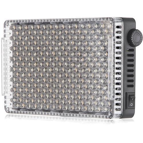 Aputure Amaran AL-F7 On-Camera Variable Color LED Light (3200 to 9500K)